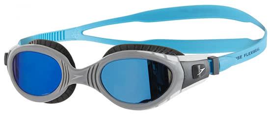 64729dbcb Las gafas de natación Speedo Futura Biofuse Flexiseal tiene la última  tecnología en comodidad. La zona de ajuste en el rostro consigue un sellado  más suave ...